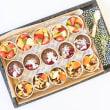 Nourishing flavours (15 pcs)