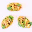 Spiced cauliflower & pumpkin salad