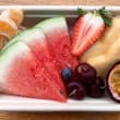 Fruit salad box