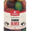 Sandhurst rainbow olives (500g)