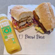 Sandwich & juice package