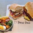 Sandwich & vegetarian salad package