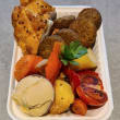 Falafel & Veggie Box