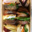 Gourmet sliders platter (2pp)