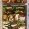 Sandwich & salad package