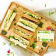 Pesto Chicken Finger Sandwich
