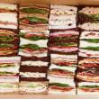 Finger Sandwich Platters