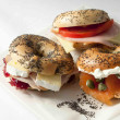 Assorted Savoury Cocktail bagels