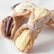 Cannoli (Vanilla or Chocolate)