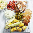 Southern Chicken Platter