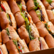 Kings Cross - Assorted baguettes box (24)