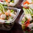 Kingfish ceviche poke bowls (6)