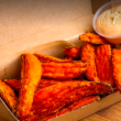 Sweet Potato Wedges Box (serves 7)