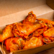 Buffalo Wings Box (serves 7)