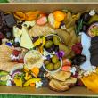 Vegan Grazing box
