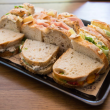 Assorted gourmet sandwiches (1.5 pp)