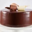 Tuxedo Chocolate mousse
