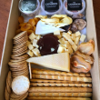 Cheese platter (pp)