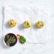 Mushroom Siu Mai (dumpling) (DF)