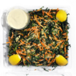 Signature kale & carrot salad