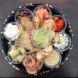 Antipasto platter (8-10 pax)