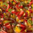 Fresh fruit pots