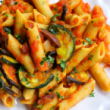 Roast vegetable pasta