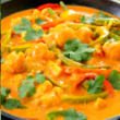 Penang red curry (mild)