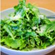 Rocket, Pear & Parmesan salad