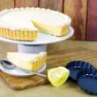Lemon, lime & citrus tart