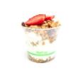 Fruit & yoghurt cup
