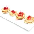 Mini pancakes (2 pcs)