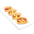 Mini hotdog
