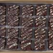 Belgium chocolate brownie