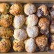 English scones platter (20 pcs)