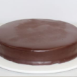 Flourless chocolate tarte