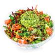 Wasabi salmon platter