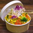 Singapore Noodles - platter