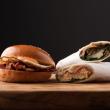 Breakfast rolls/wraps box (12)