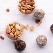 Mini healthy trail nut mix