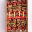 Thai beef skewers