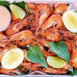 local prawns (1.5 Kg)(6-8 pax)