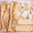 Bread & cracker platter (6-8 pax)