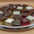 Assorted slices