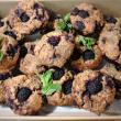 Fruit spelt muffins (DF)