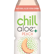 Chill Aloe Vera Peach Aloe (12x500ml)