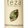 Teza Organic Peach & Passionflower (12x325ml)
