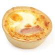 Savoury breakfast tart