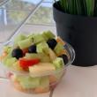 Fresh fruit cup