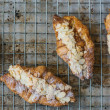 Assorted croissants